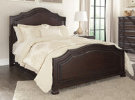 Ashley Brulind Queen Panel Bed