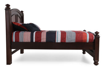 Winners Only Cape Cod Chocolate Panel Bed