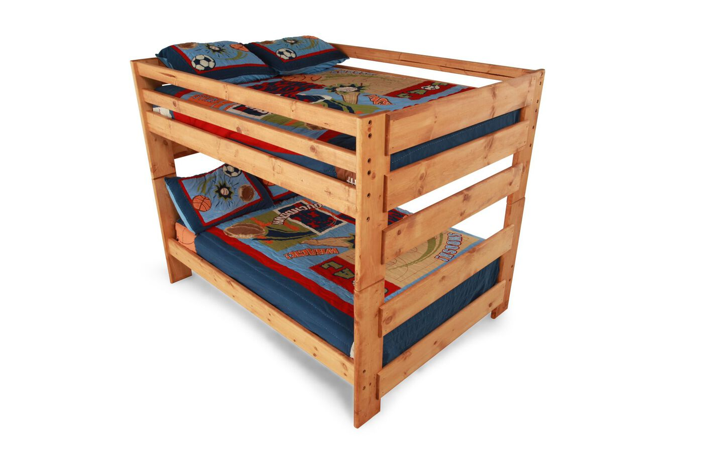 Mathis Brothers Bed With Storage