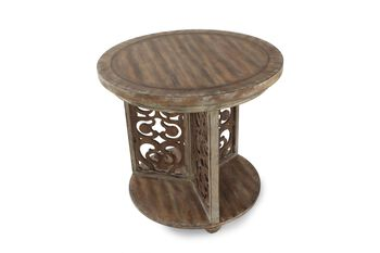 Hooker Chatelet Round Accent Table