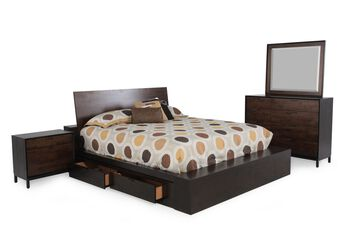 Legacy Kateri California King Bedroom Suite with Underbed Storage