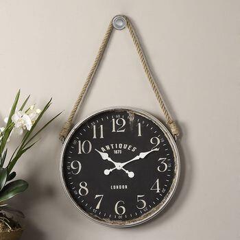 Uttermost Bartram Wall Clock