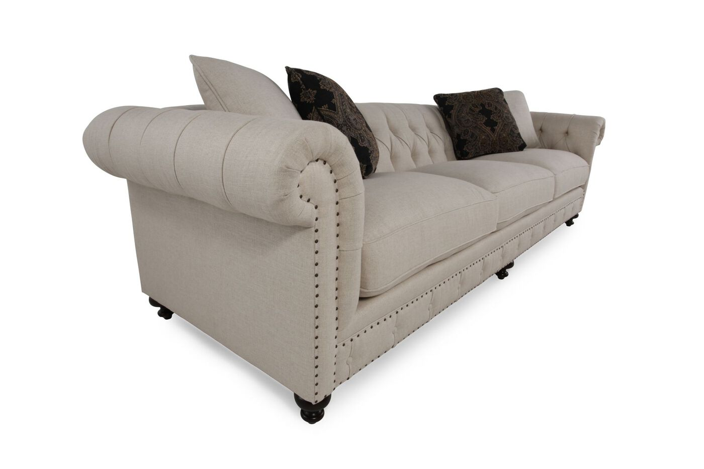 Bernhardt riviera large sofa mathis brothers furniture for Where to buy bernhardt furniture online
