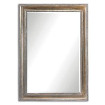 Uttermost Avelina Oxidized Silver Mirror