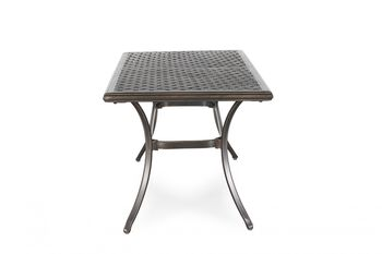 Agio Heritage Select Cast Top Cocktail Table