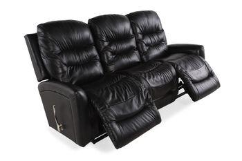 La-Z-Boy Ace Black Reclining Sofa