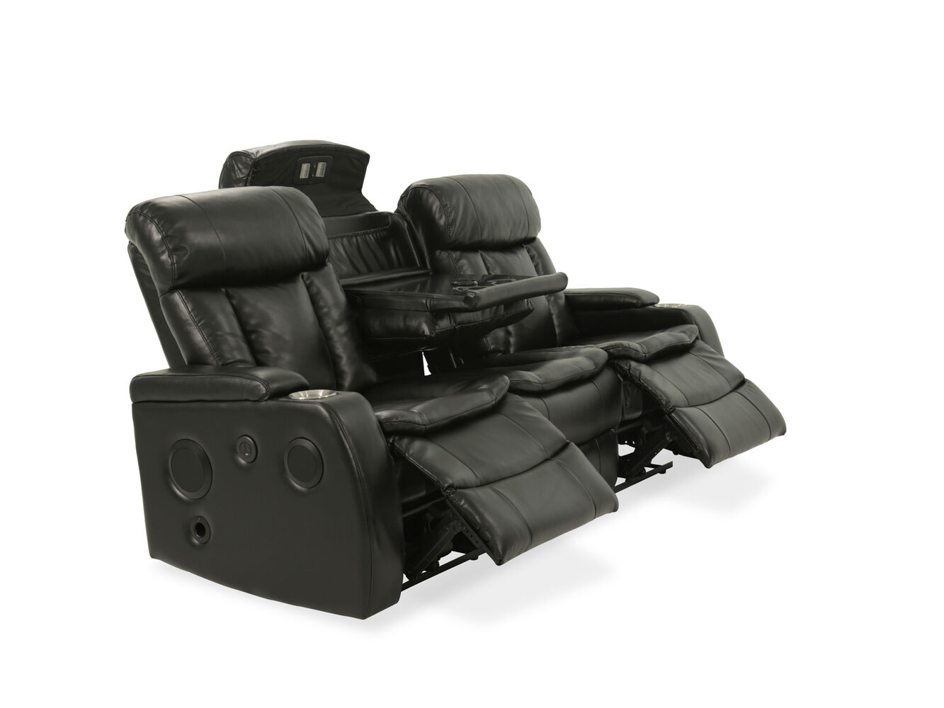Prime Resources Galaxy Power Reclining Sofa Mathis