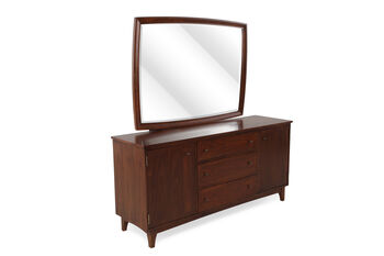 Broyhill Mardella Door Dresser and Mirror