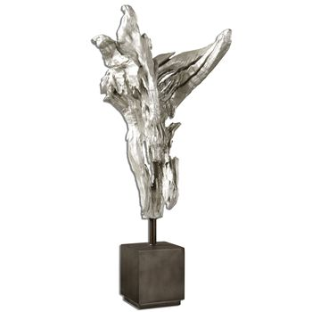 Uttermost Arjan Silver Driftwood