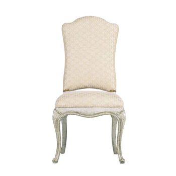 Stanley Arrondissement Vintage Neutral Volute Side Chair