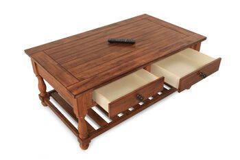 Winners Only Grand Estate Coffee Table
