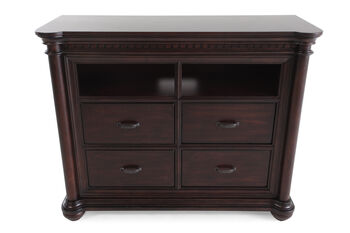 Samuel Lawrence Grand Manor Four-Drawer Media Chest