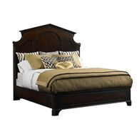 Stanley Charleston Regency Classic Mahogany Cathedral Queen Bed
