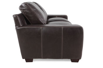 USA Leather Sable Loveseat