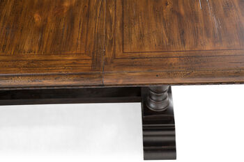 Hooker Treviso Trestle Dining Table