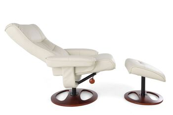 Benchmaster Reclining Chair and Ottoman