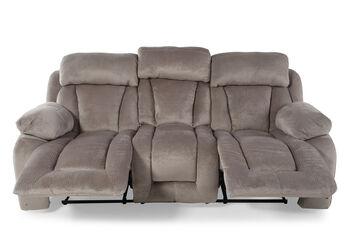 Ashley Stricklin Pebble Reclining Sofa