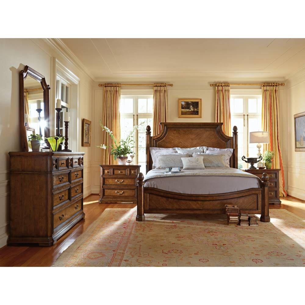 Stanley Bedroom Furniture Stanley Arrondissement Heirloom Cherry Grand Rue Night Stand