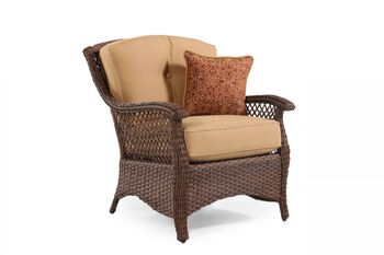 Agio Veranda Woven Lounge Chair