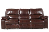 Ashley Transister Coffee Power Sofa