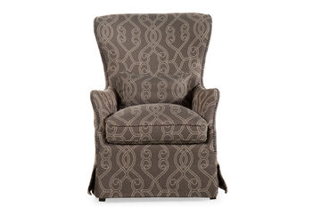 Simon Li Kilmore Granite Accent Chair