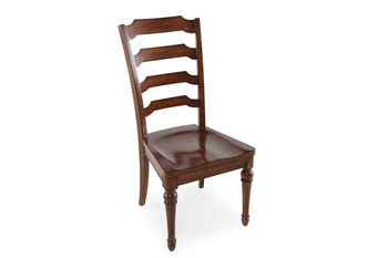 Hooker Select Tynecastle Pair of Ladder Back Side Chairs