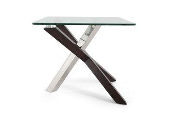 Magnussen Home Verge Rectangular End Table