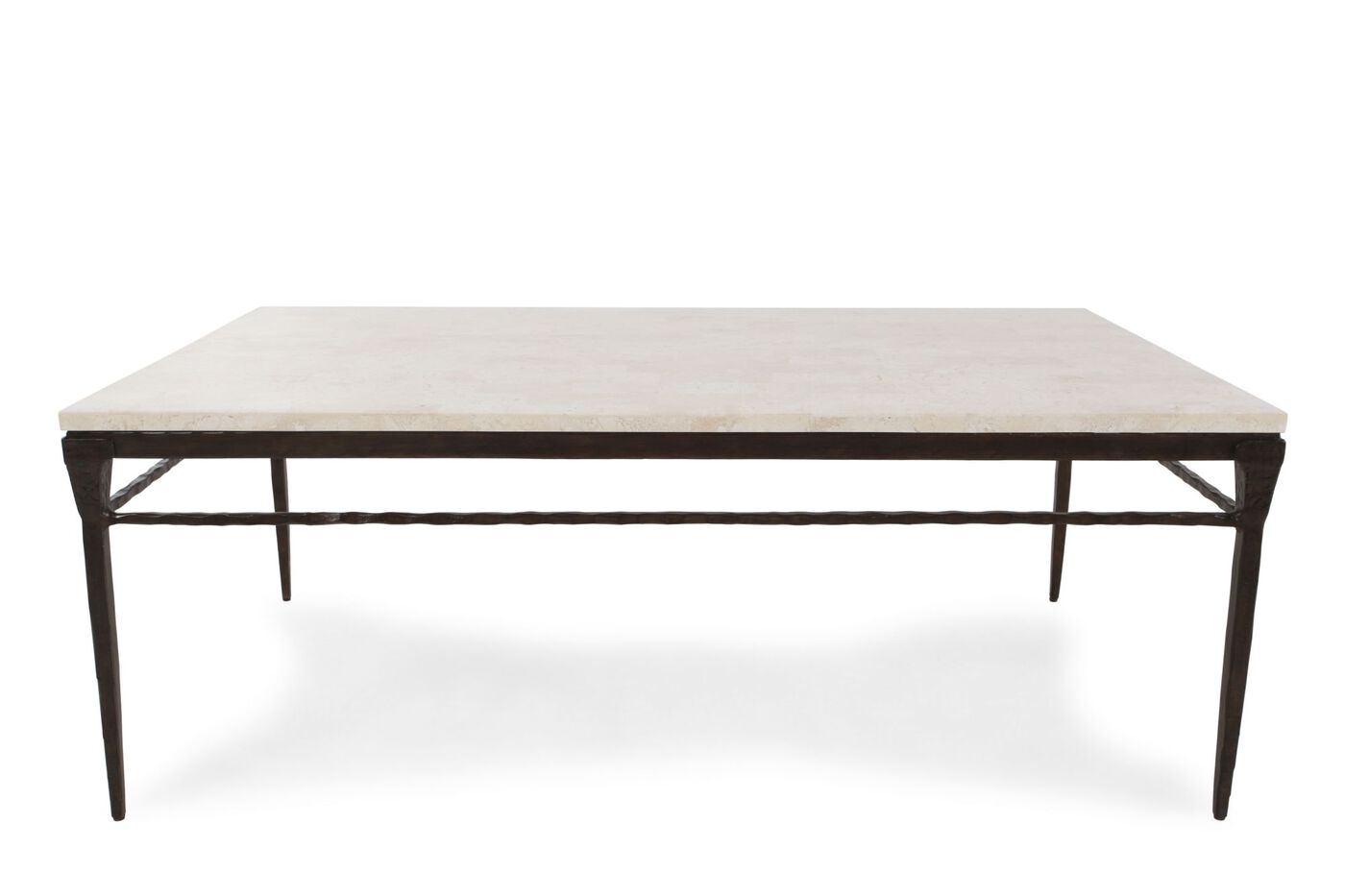 Bernhardt desmond cocktail table mathis brothers furniture Bernhardt coffee tables