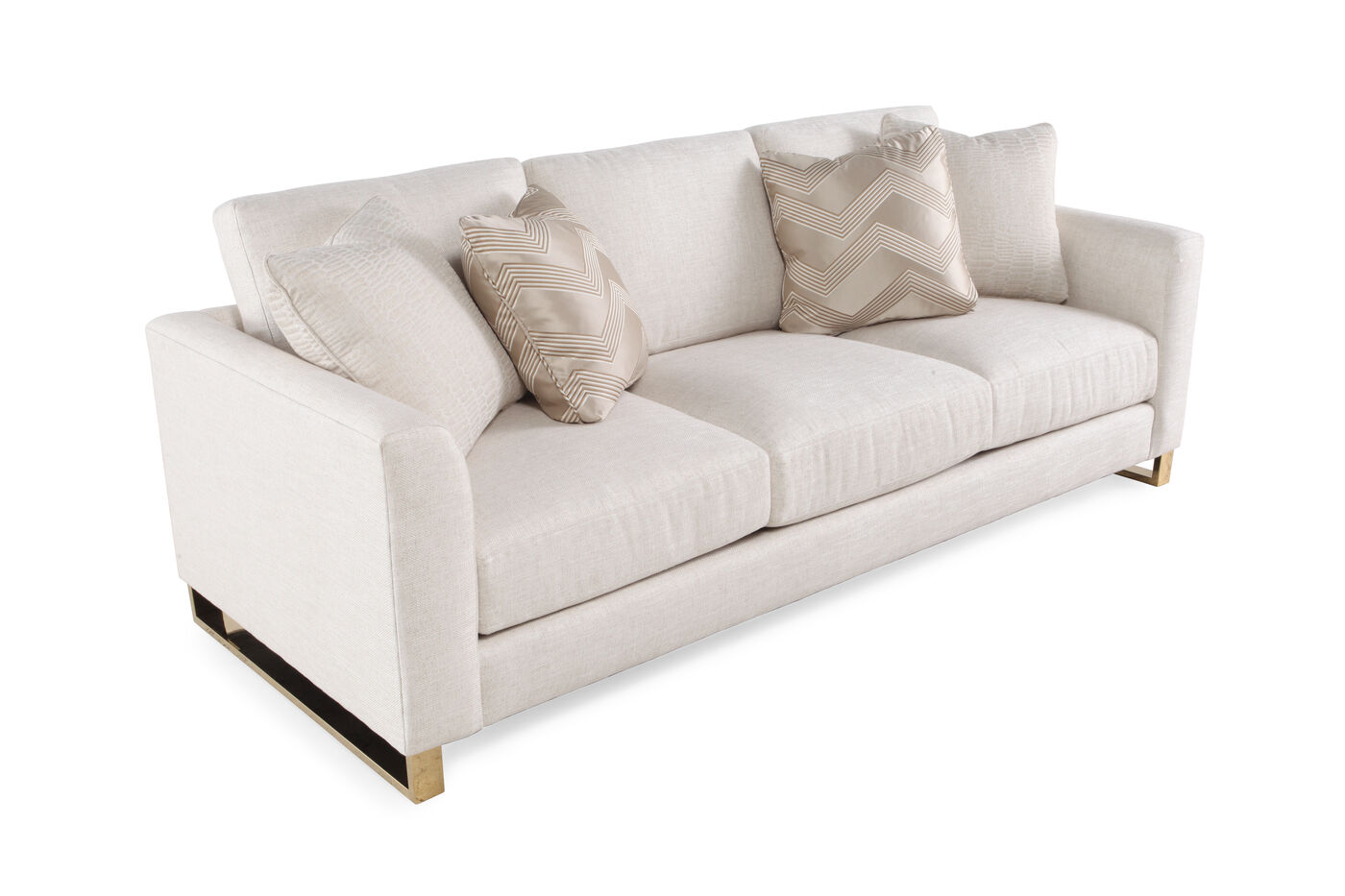 Bernhardt interiors perkins sofa mathis brothers furniture for Where to buy bernhardt furniture online