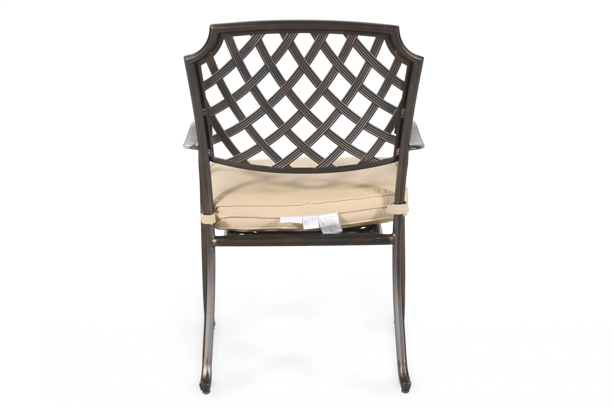 ... Agio Heritage Select Patio Dining Chair ...
