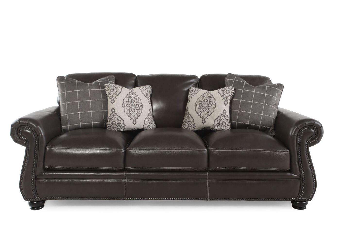 Heirlooms Longhorn Ghost Sofa