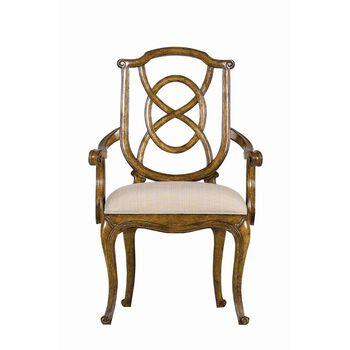 Stanley Arrondissement Sunlight Anigre Tuileries Arm Chair