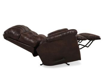 Lane Zero Gravity Norfolk Sable Rocking Recliner