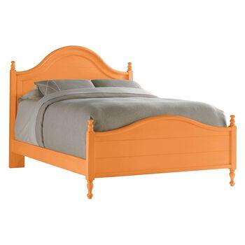 Stanley Coastal Living Retreat Spanish Orange California King Bungalow Bed