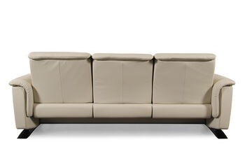 Ekornes stressless panorama paloma light gray sofa for Sofa bed 91762