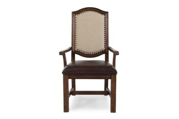 Samuel Lawrence American Attitude Pair of Arm Chairs