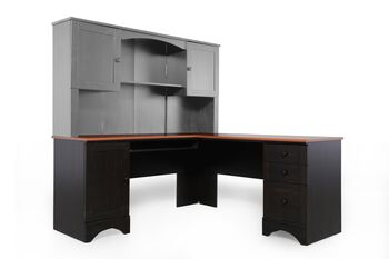 Sauder Corner Desk with Return