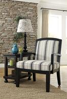 Ashley Alenya Quartz Accent Chair
