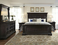 Pulaski Caldwell Queen Bed
