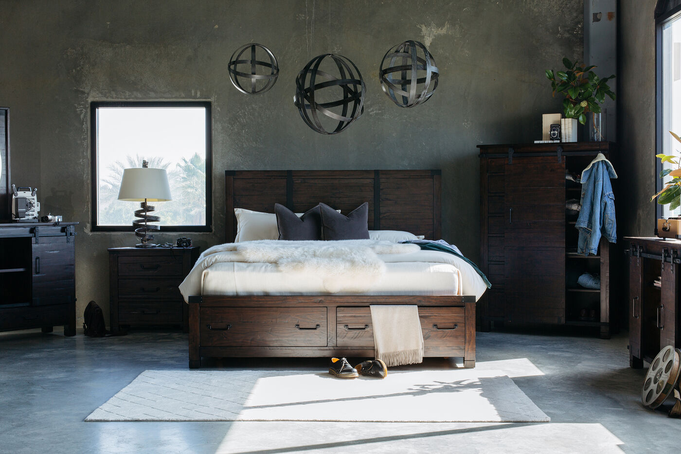 Magnussen Home Pine Hill Storage Bed. Magnussen Home Pine Hill Storage Bed   Mathis Brothers Furniture