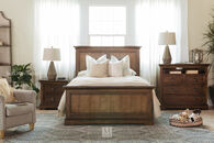 Winners Only Tamarack Dark Brown Twin Panel Bed