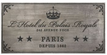 Uttermost Palais Royale Plaque Art