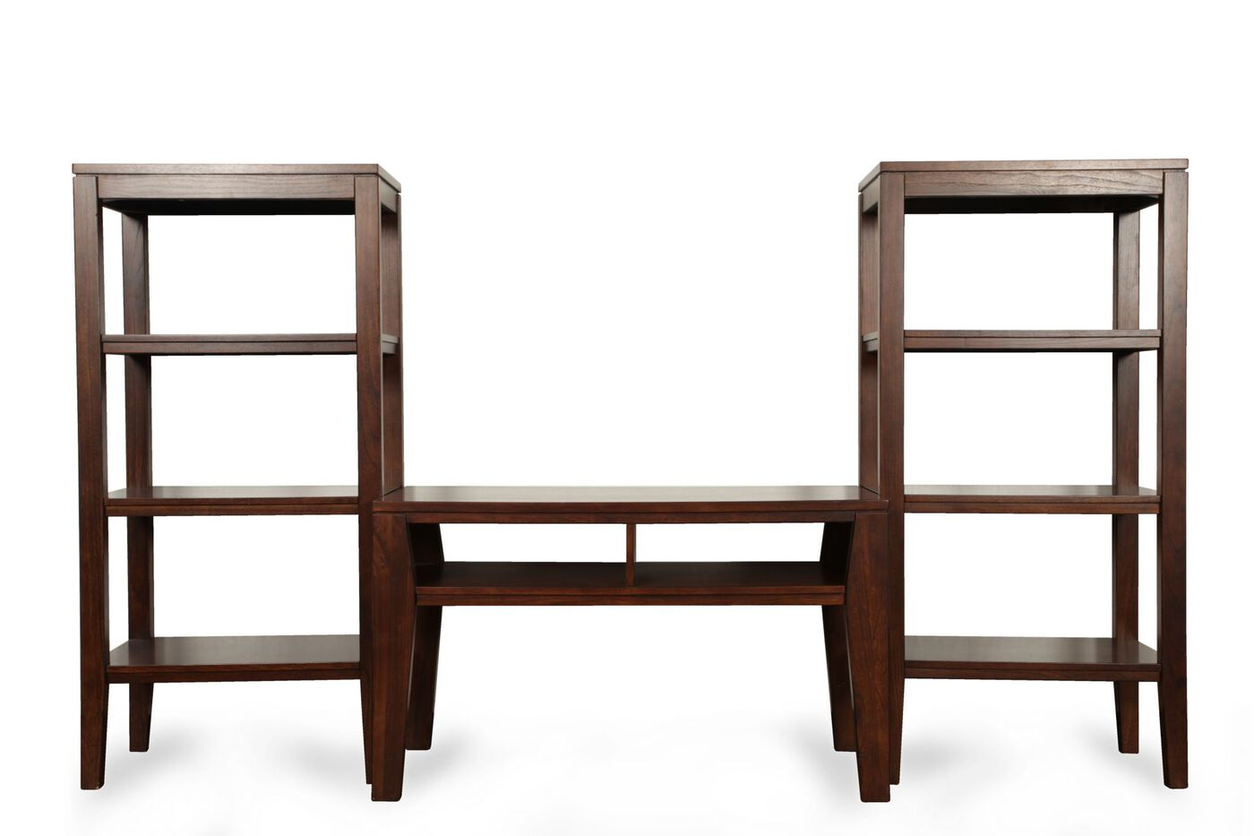 Ashley Deagen Wall Unit Mathis Brothers Furniture
