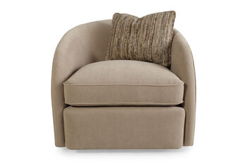 Bernhardt Turner Swivel Chair