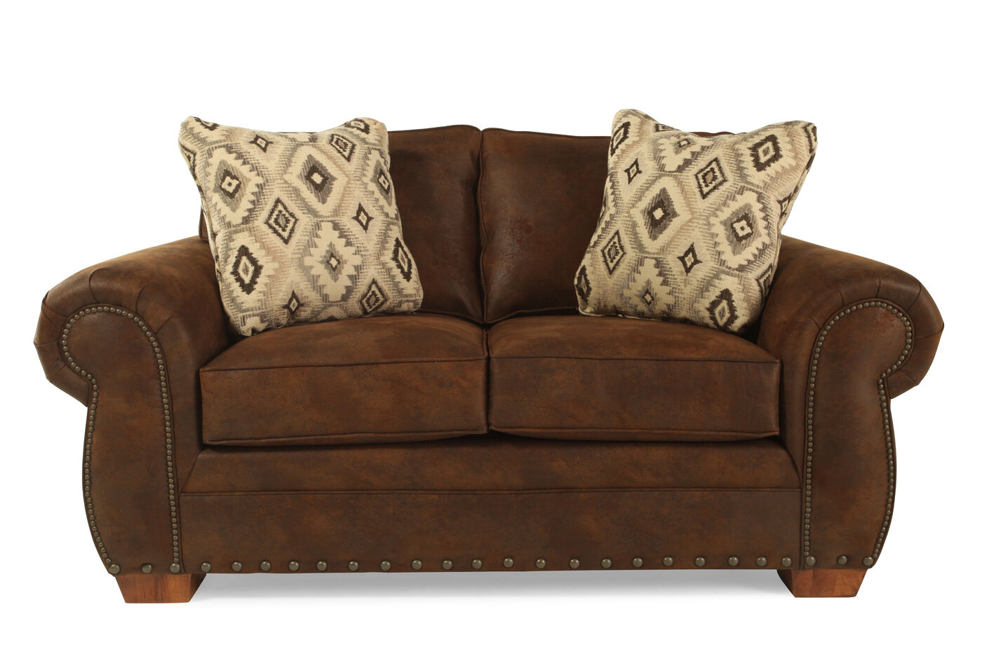 Broyhill Cambridge Loveseat Mathis Brothers Furniture