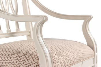 Stanley Charleston Regency Copper Arm Chair