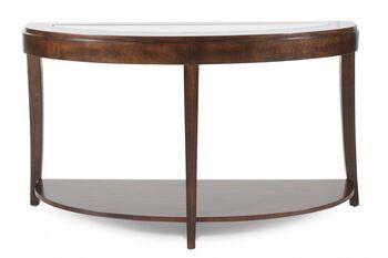 Magnussen Home Keaton Demilune Sofa Table