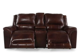 Ashley Jayron Power Reclining Loveseat with Console