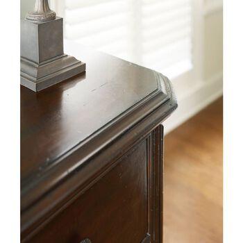 Stanley Continental Barrel Triple Dresser