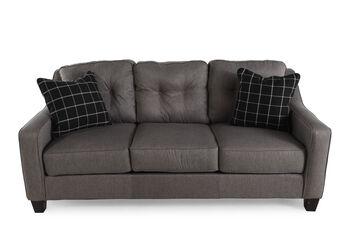 Ashley Brinden Charcoal Sofa